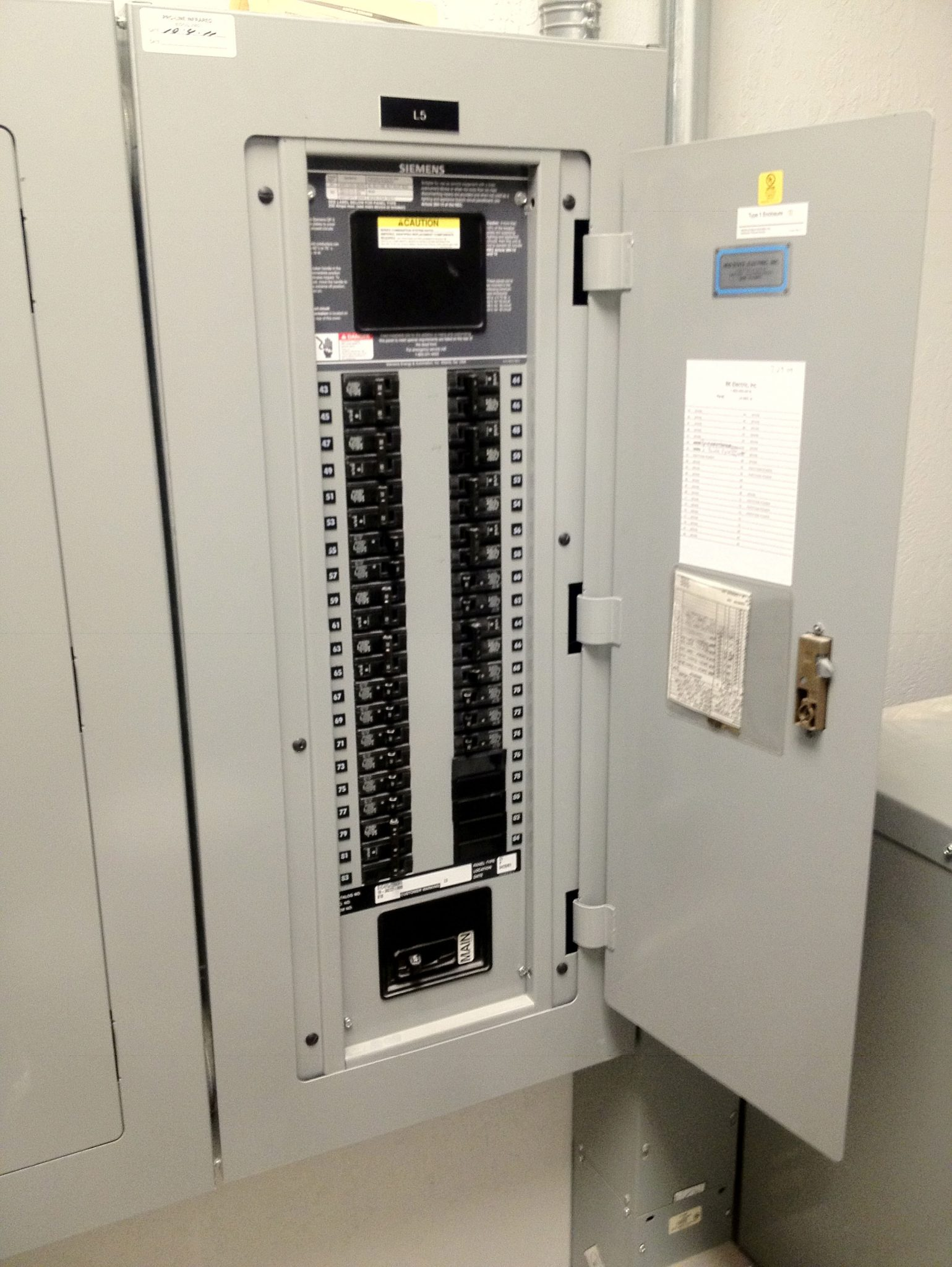 Electrical Panel Upgrades San Jose Ca Dollens Electric