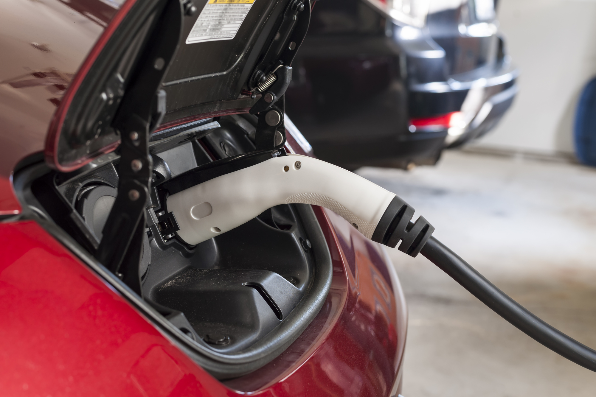 Home Electric Vehicle Charging Station