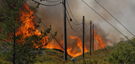 Wildfires Likely to Cause Hike In PG&E Electricity Rates